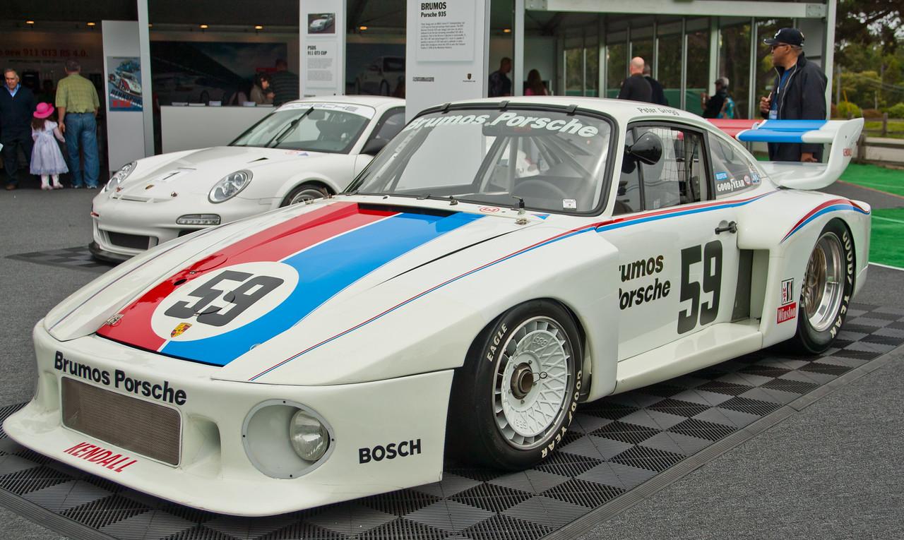 Brumos 1979 Porsche 935 ex-Peter Gregg