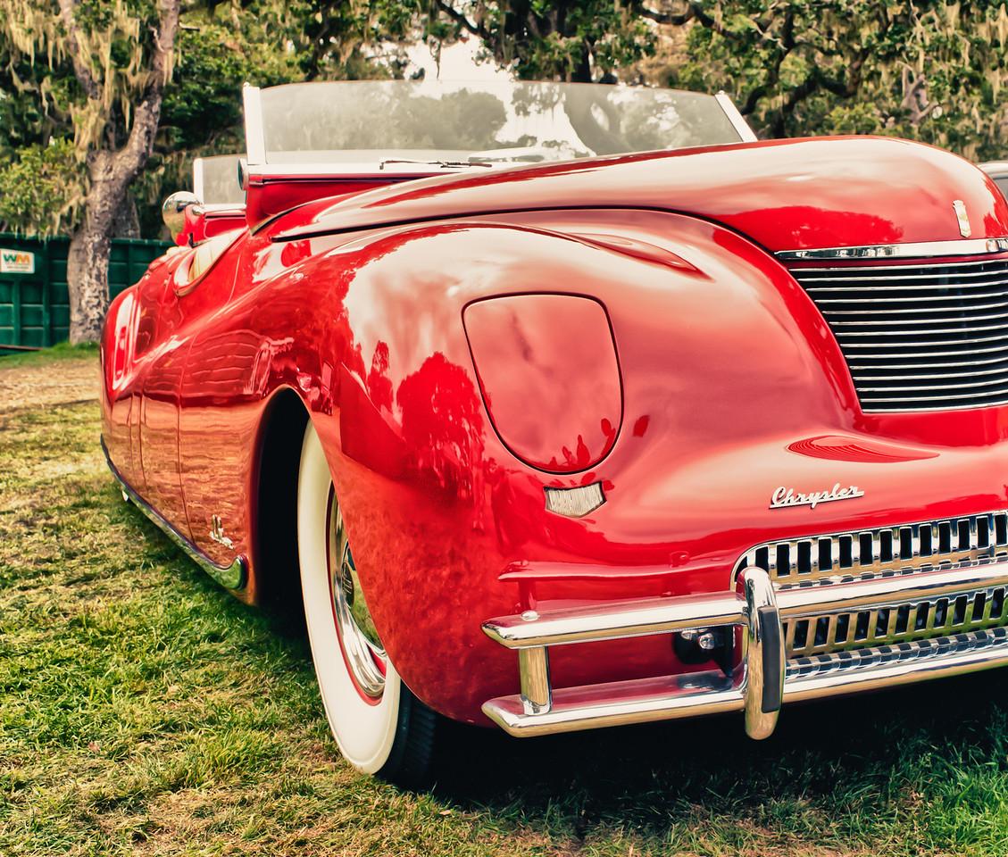1941 Chrysler LeBaron Dual Cowl Phaeton Show Car