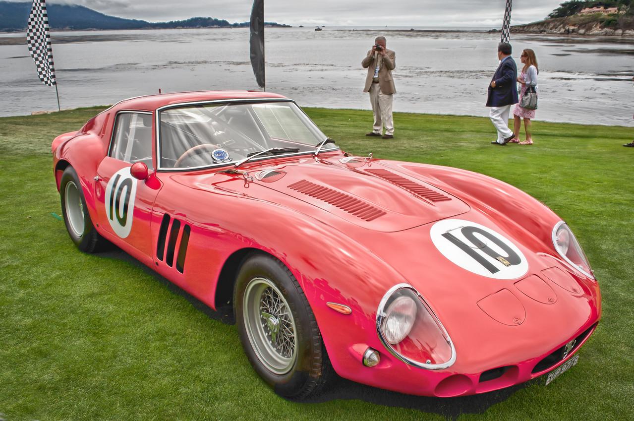 1962 Ferrari GTO Scaglietti Berlinetta, Chassis 3705GT, Owned by Jon Shirley