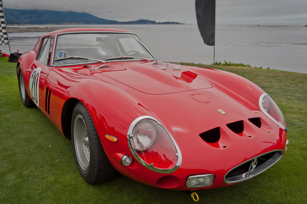 19623 Ferrari 250 GTO Scaglietti Berlinetta Chassis 4757GT