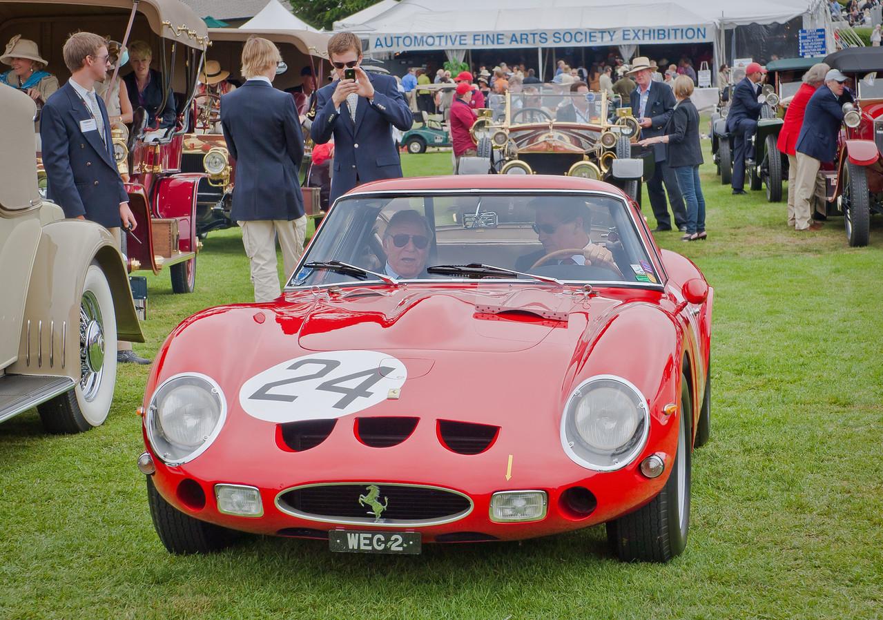 1963 Ferrari 250 GTO Chassis #4293GT