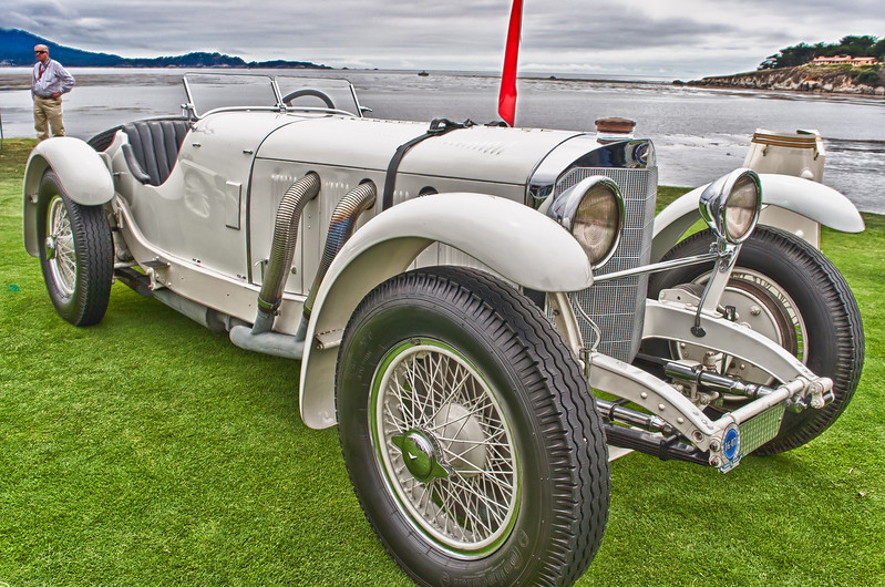 1927 Mercedes-Benz SSK Open Two Seater