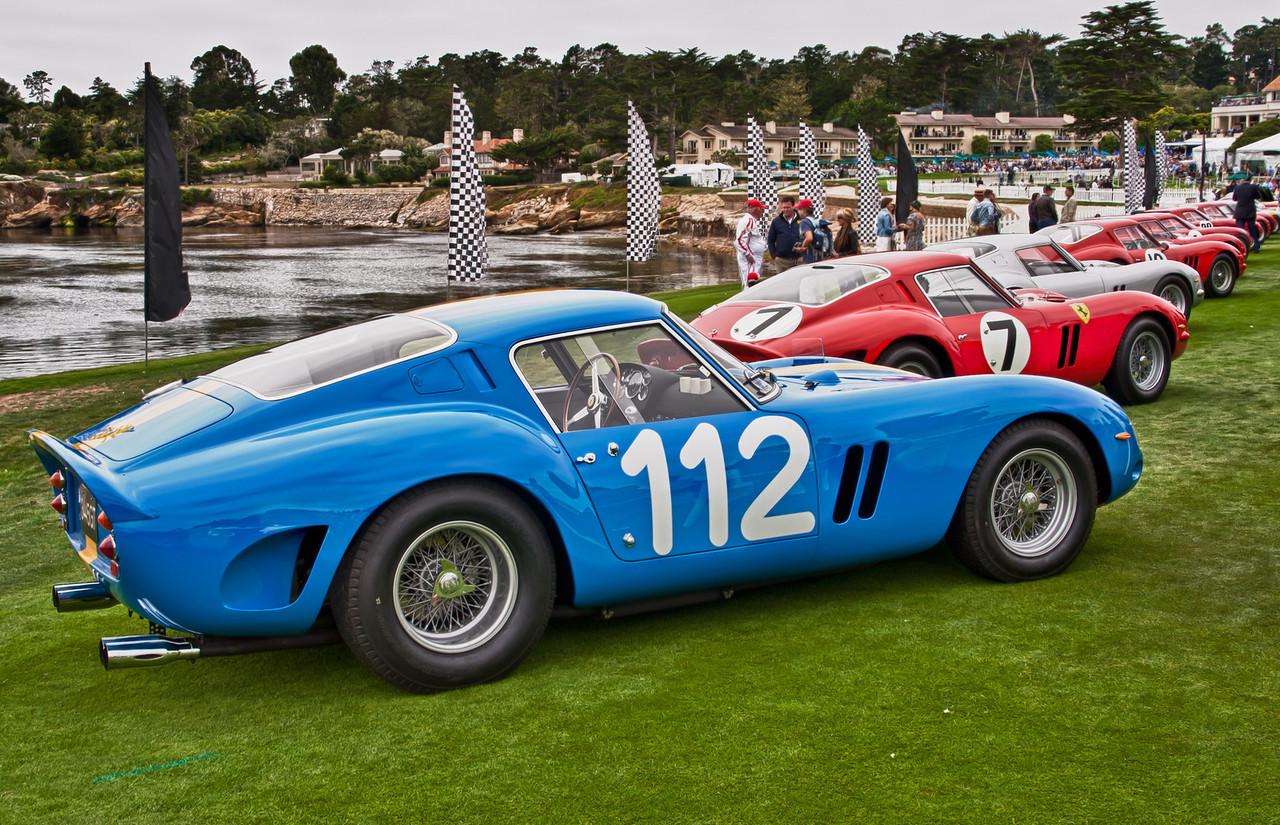 Ferrari 250 GTO 50th Anniversary
