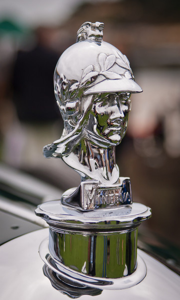 Hood Ornament from 1929 Minerva