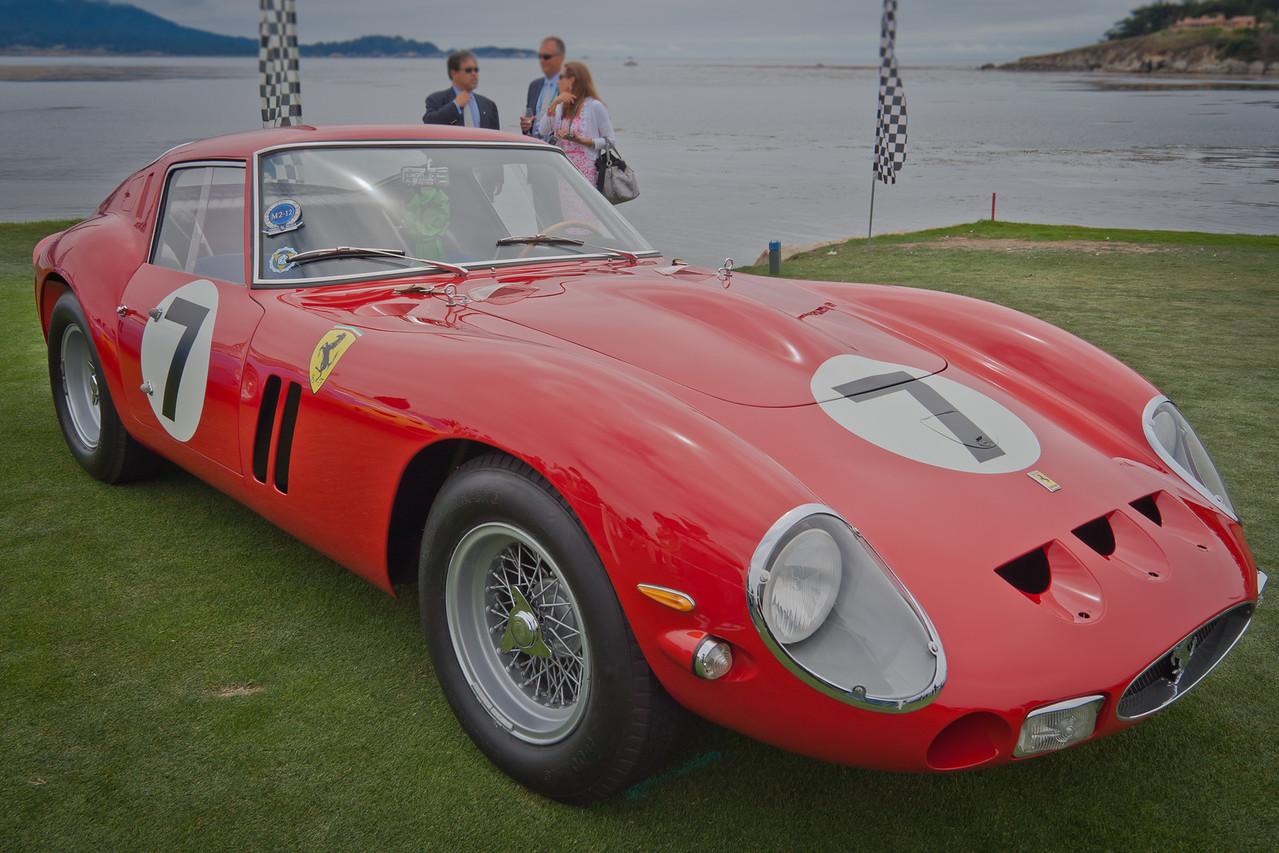 1962 Ferrari 330 GTO Scaglietti Berlinetta Chassis 3765A