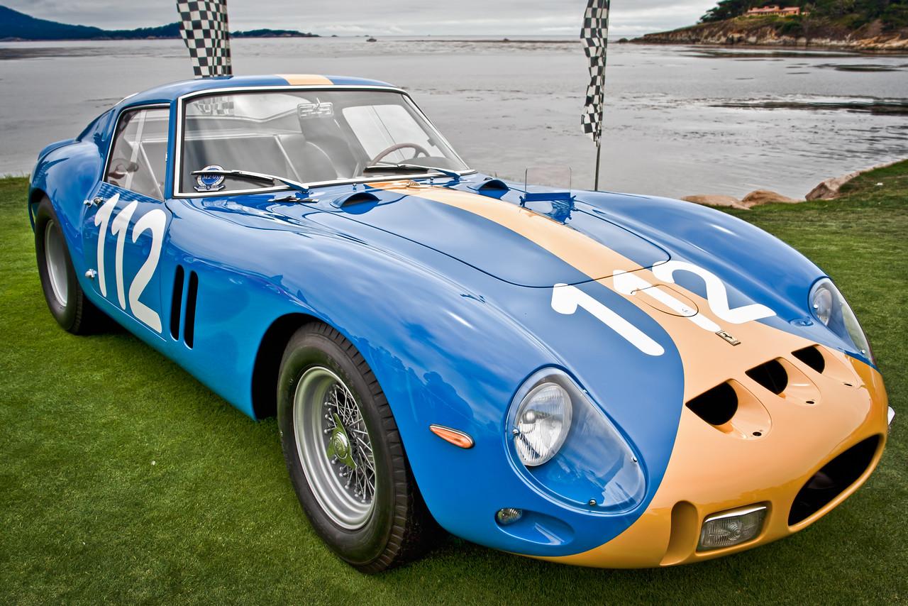 1962 Ferrari 250 GTO Scaglietti Berlinetta Chassis 3445GT.