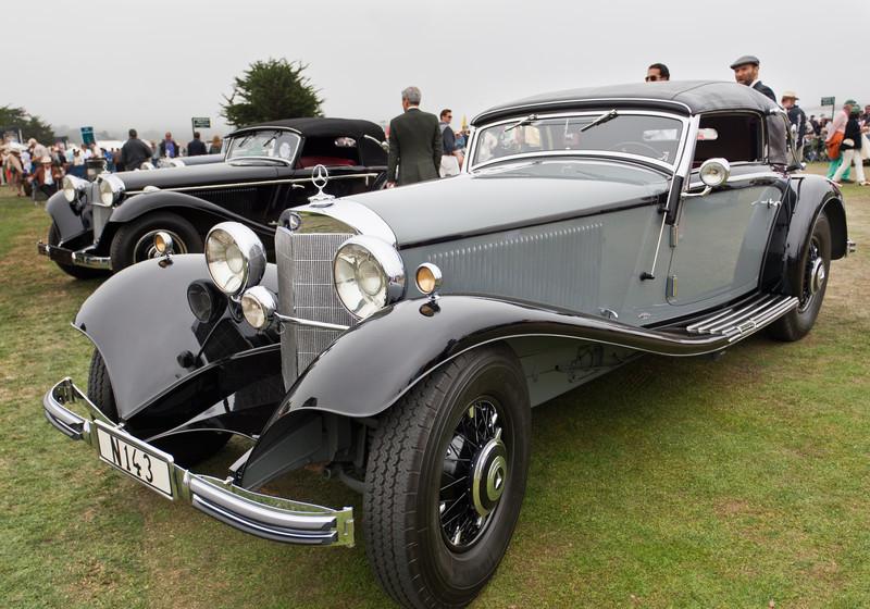 Mercedes 540K Cabriolets