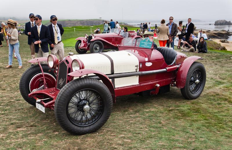 1932 Alfa Romeo 8C 2600 Monza