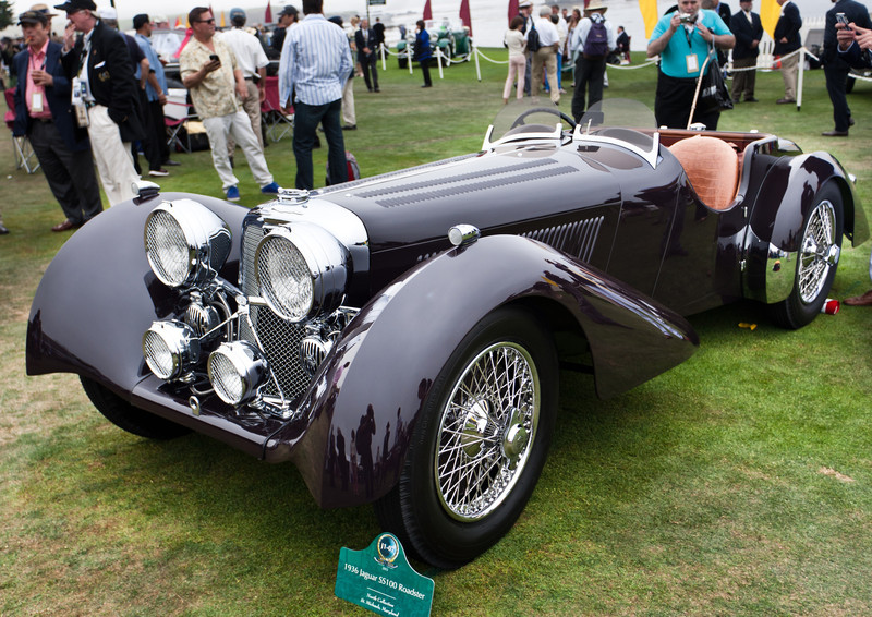 1936 Jaguar SS100