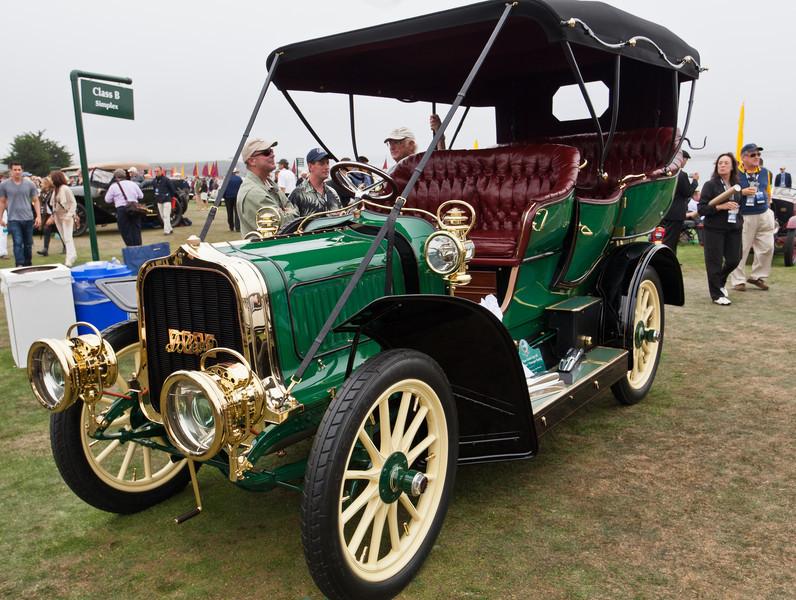 1906 Pope Toledo Type XII Roi des Belges 7 Passenger Touring car