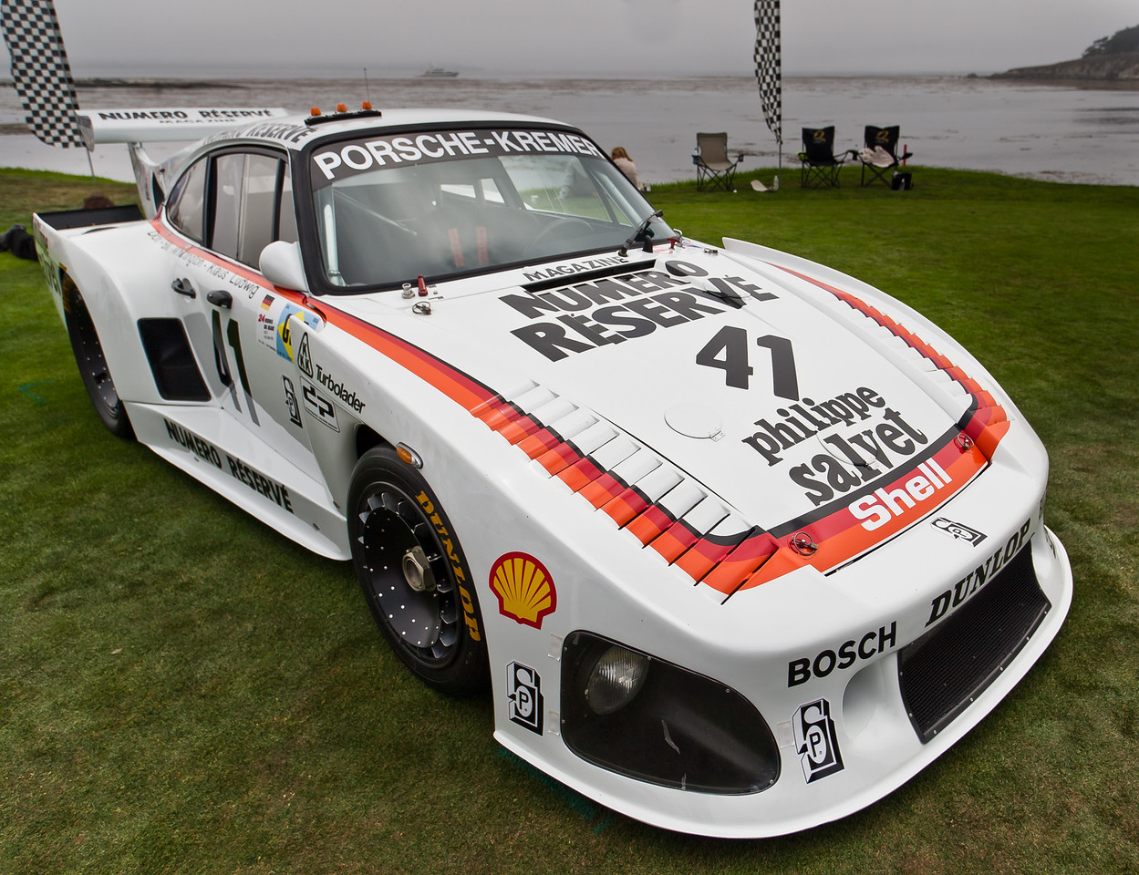 1979 Porsche 935 K3 --overall winner of 24 Hours of Le Mans in 1979 (Bruce Meyers collection)