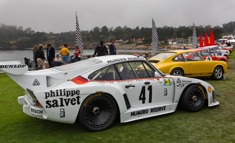Porsche Competion Group