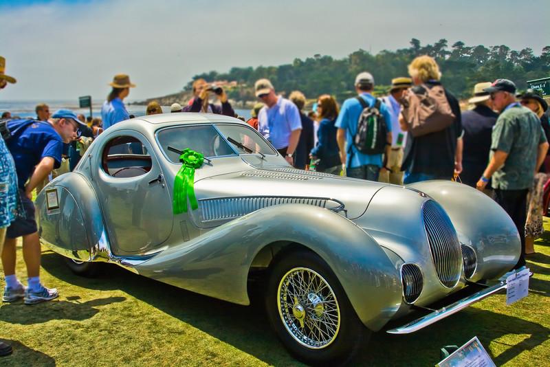 1928 Talbot Lago Figoni et Falaschi Coupe