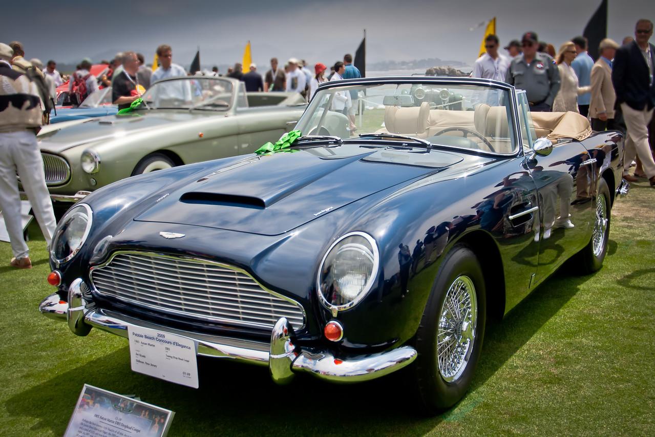 1965 Aston Martin DB5 DH Coupe
