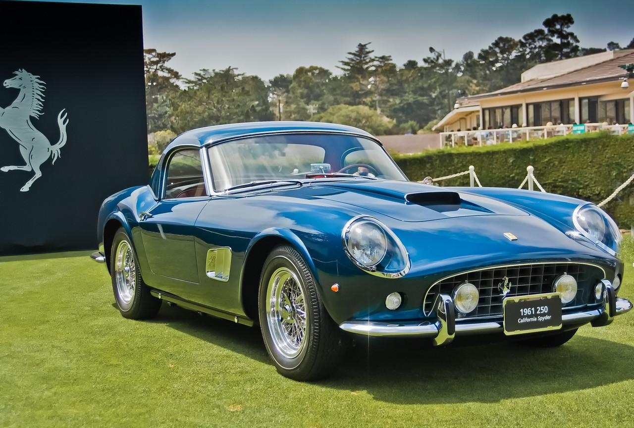 1961 Ferrari 250 California Spyder