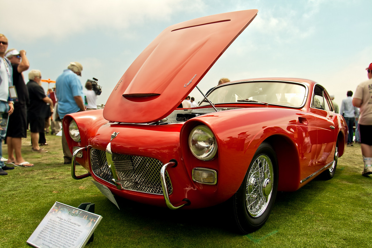 1954 Pegaso Tipo Z-102 Saoutchik Coupe