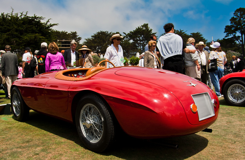 1948 Ferrari 166 MM Superleggra