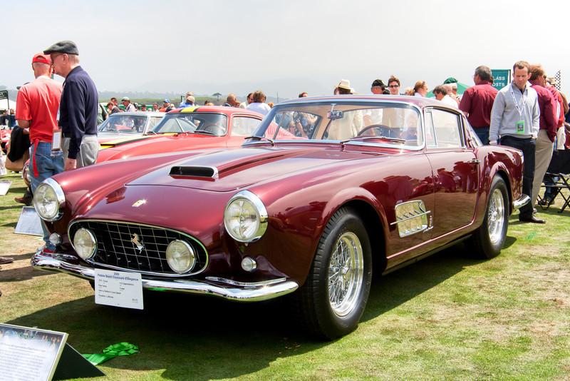 1955 Ferrari 410 Superamerica Pininfarina