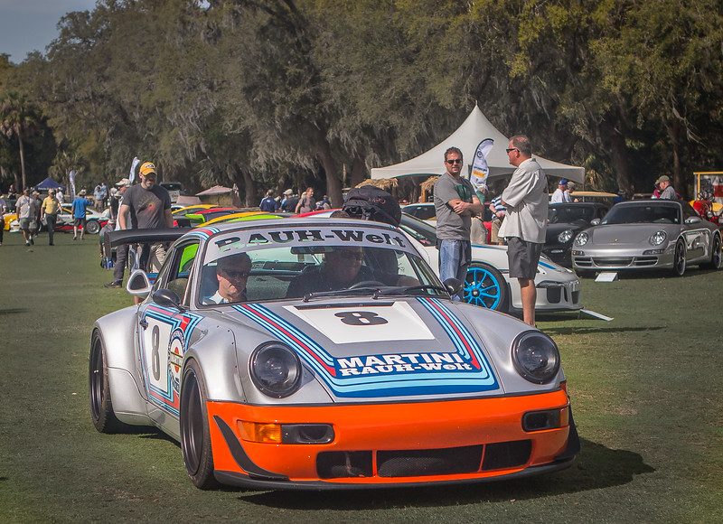 Rauh-Welt modified turbo 964