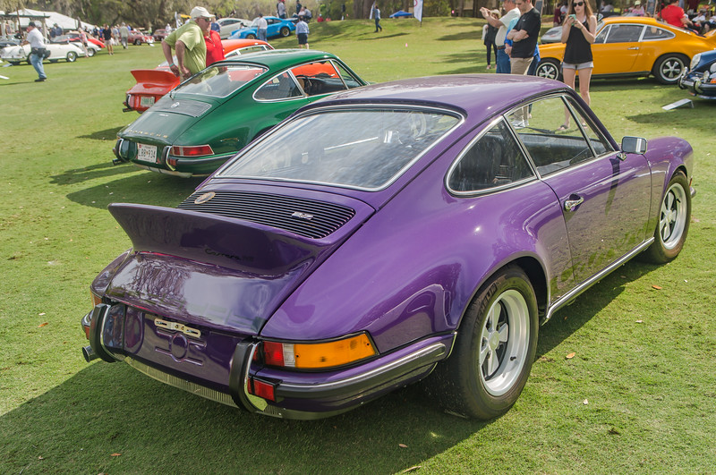 1973 Carrera RS 1 of 15 painted lilac
