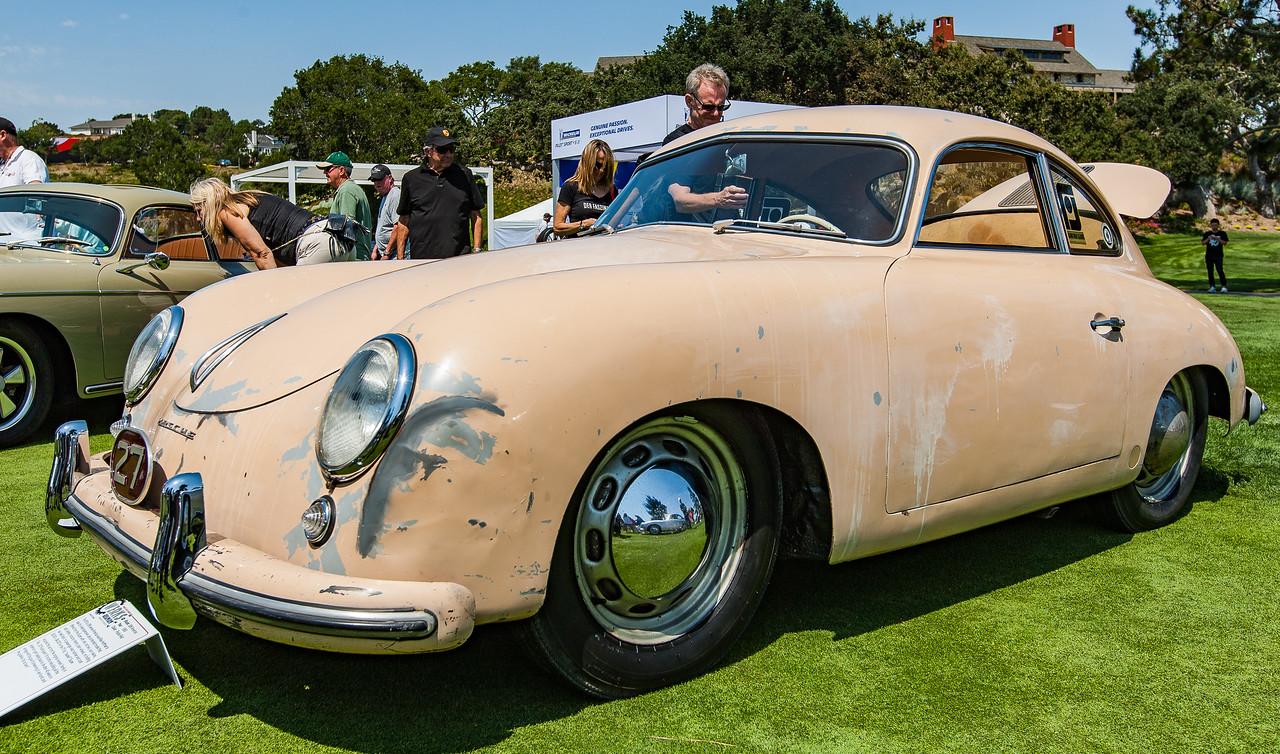 1953 Porsche 1500