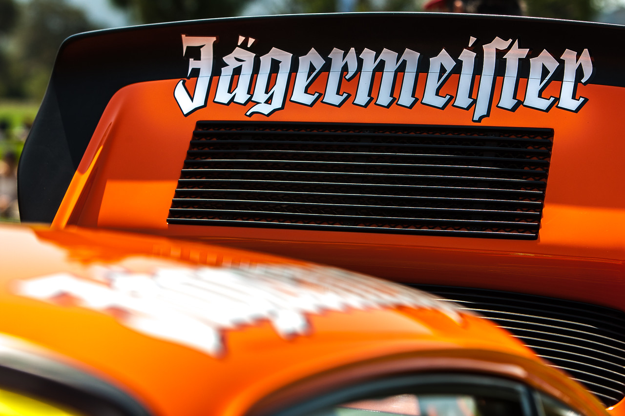 JAGERMEISTER/MOMO PORSCHE 934 Turbo RSR CHASSIS #0167