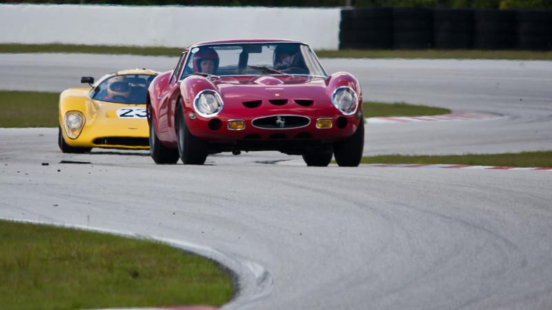 GTo Recreation leads Lola T 70 Mk3