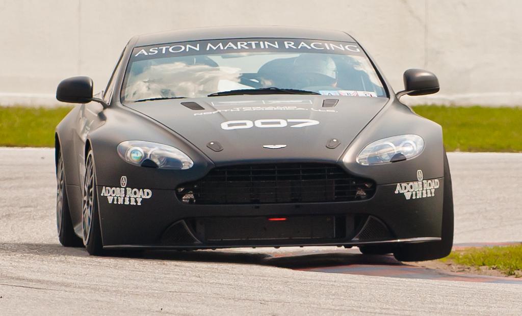 TRG-Aston Martin Racing's Aston Martin Vantage GT4