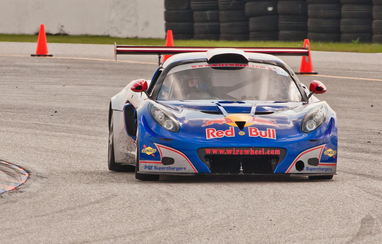 2008 Reb Bull Lotus Exige GTR/GT3 Britcar and Endurance racer
