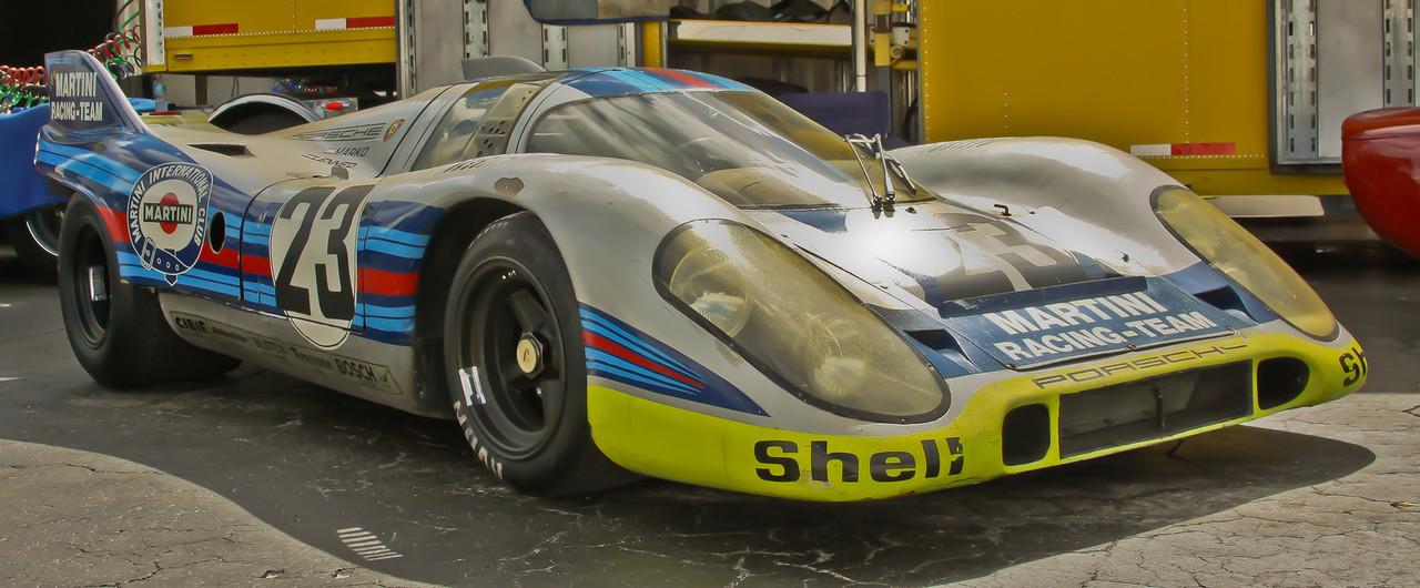 Porsche 917 Collier