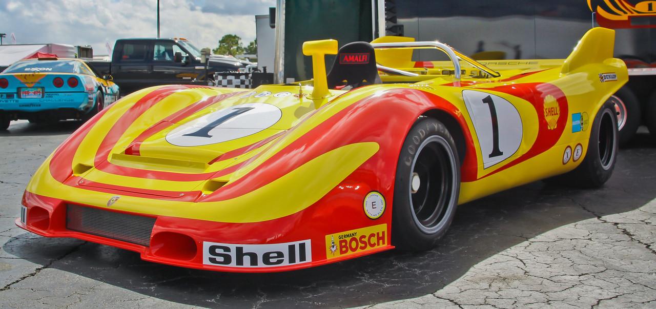 1970 Amalfi Porsche 917
