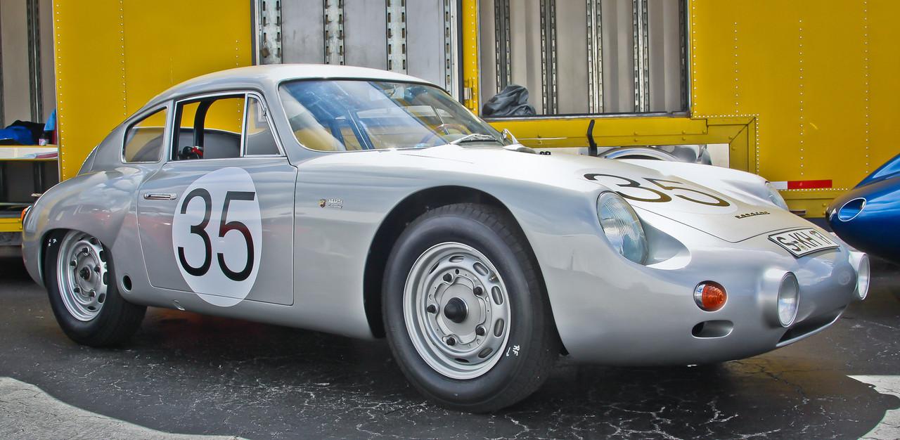 Porsche Abarth 356B GTL Carrera