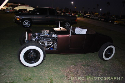 Turkey Rod Run--Daytona Beach, Florida