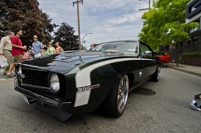 Everyone needs a litte Camaro in their lives. This one is from 1969