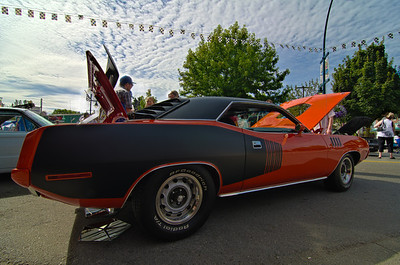 An HDR version of this gorgeous Hemi-'Cuda