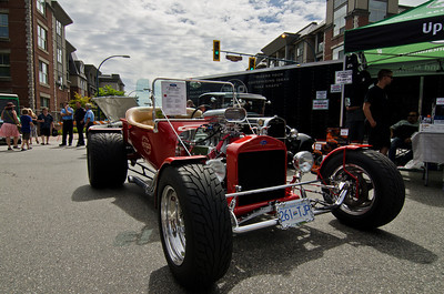 A 1923 Ford T-Bucket. What a sweet roadster.