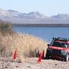 Land Rover G4 Action Shot 2