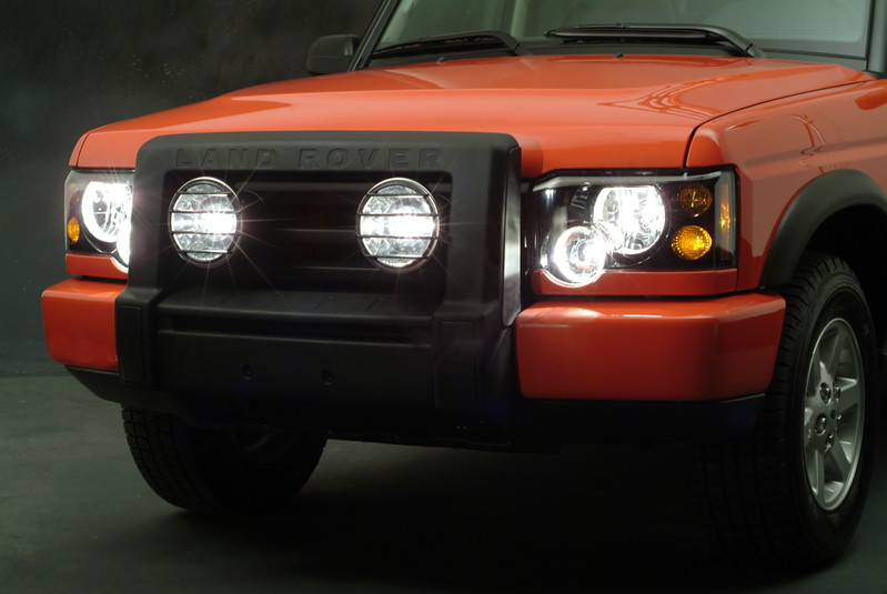 Discovery G4 Edition - auxiliary lights