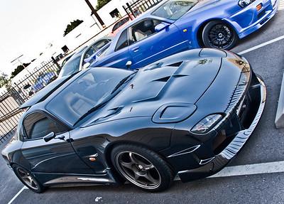 Mazda RX-7 Rotary
