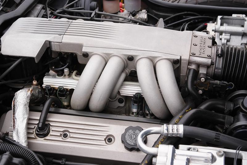 Everett's 89 L98 245 hp (30 mpg highway...)