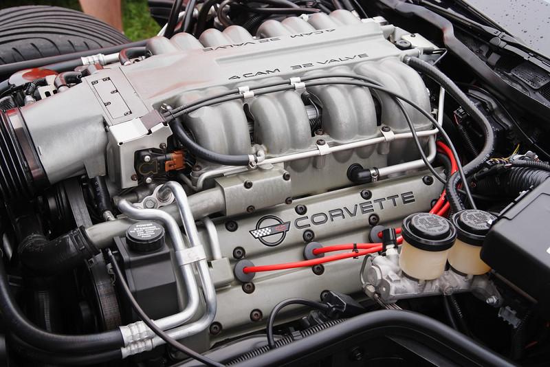 1990 Corvette ZR1 LT5 engine
