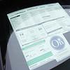 2010 Corvette ZR1 window sticker. $121,000.00