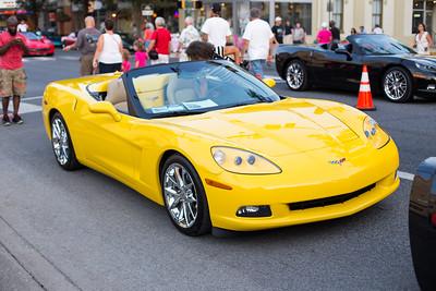 Carlisle Corvette Show 2015