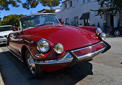 Carmel Car Show-8/16/12
