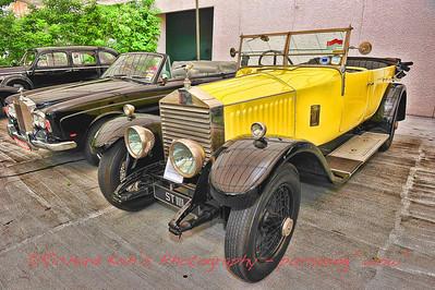Rolls Royce Connaught Tourer