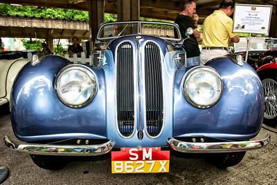 BMW 327 - 1939