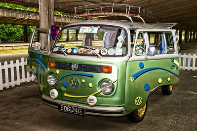 Volkswagen Microbus (Type 2) - 1974