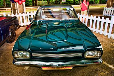 Ford Capri 1600GT - 1971