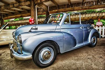 Morris Minor Series 2 Convertible - 1951