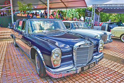 The Mercedes-Benz 600 Long Wheel Base